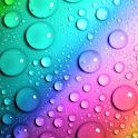 Color Rain Live Wallpaper icon