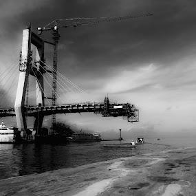 Jembatan Soekarno by Arief Ahmad - Buildings & Architecture Bridges & Suspended Structures