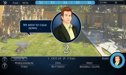 Mystery Case: The Cover-Up screenshot 11