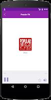 Screenshot of Vithyu - Online Radio Player