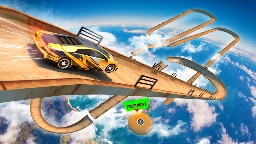 Mega Ramps - Ultimate Races apkpoly screenshots 1