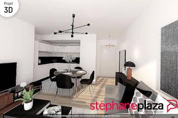 Appartement 2 pièces 39,72 m2