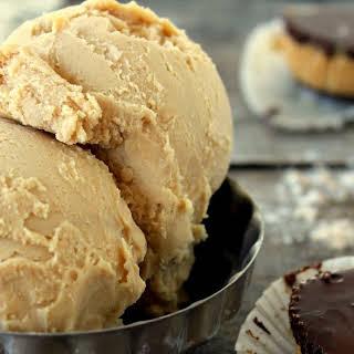 Peanut Butter Ice Cream.