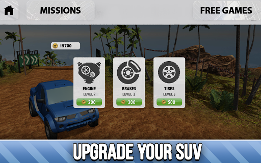 SUV 4x4 Rally Driving 2.05 screenshots 4