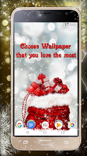 Christmas Gifts ud83cudf81 Live Wallpapers New Year 2.4 screenshots 3