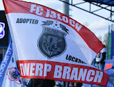Comment le drapeau de l'Antwerp est-il arrivé dans les tribunes biélorusses ?