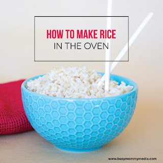 How to Make Rice in the Oven Recipe