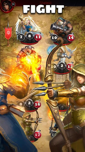 Card Heroes - CCG game with online arena and RPG 2.3.1833 screenshots 3