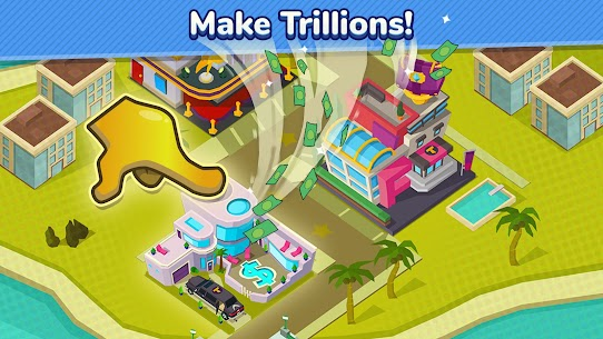Taps to Riches (MOD, Unlimited Money) APK for Android 5