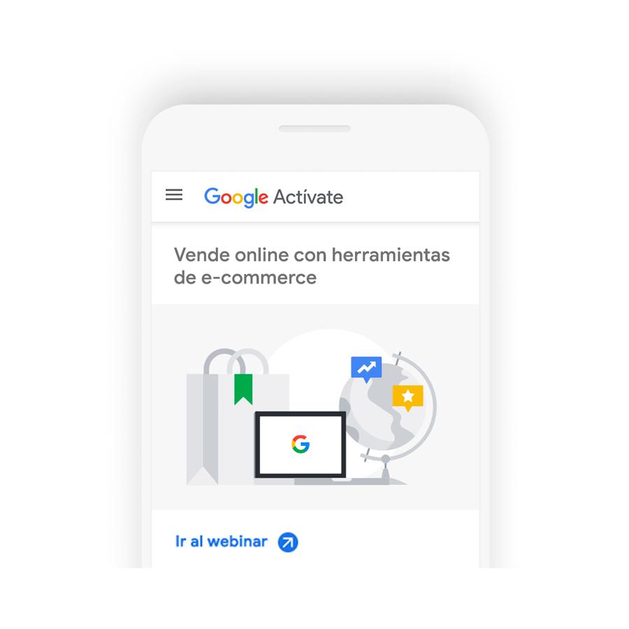 Impulso Digital Con Google
