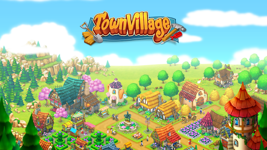 Town Village 1.2.4 (Unlimited Coins) MOD Apk 1