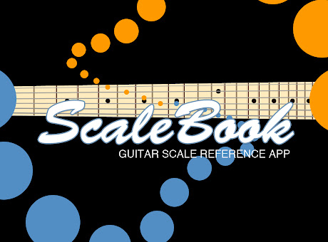 ScaleBook — Guitar Scale Reference App
