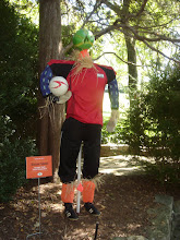 Photo: Soccer Spook Scarecrow by Harpeth Youth Soccer Association