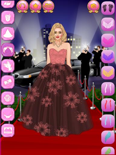 Red Carpet Dress Up Girls Game apktram screenshots 12