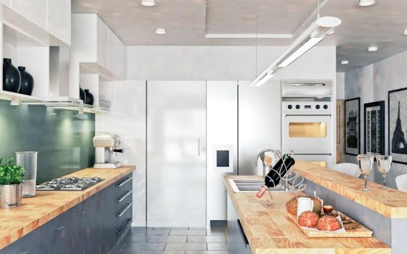 Jak funkcjonalnie urządzić zamkniętą i otwartą kuchnię?