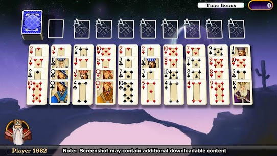 Hardwood Solitaire IV – Mod + Data for Android 3