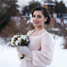 Wedding photographer Anastasiya Nazarova (missloia). Photo of 31.01.2017
