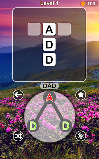 Classic Words Puzzle - Wordscape Game:Word Connect 1.5 screenshots 3