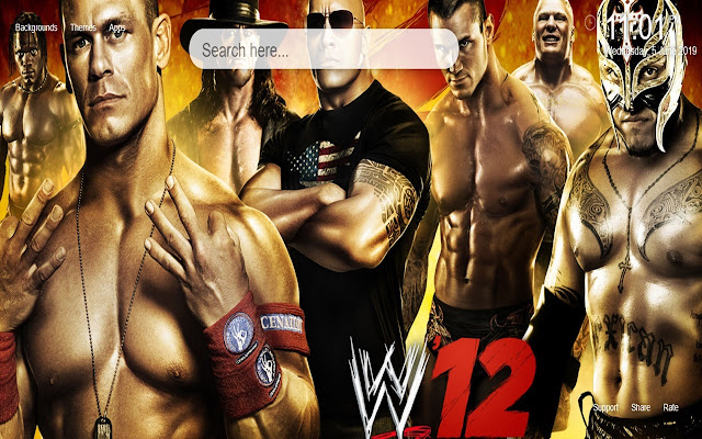 WWE HD Wallpapers&Themes