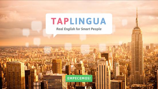 Taplingua Inglés Módulos Demo - náhled