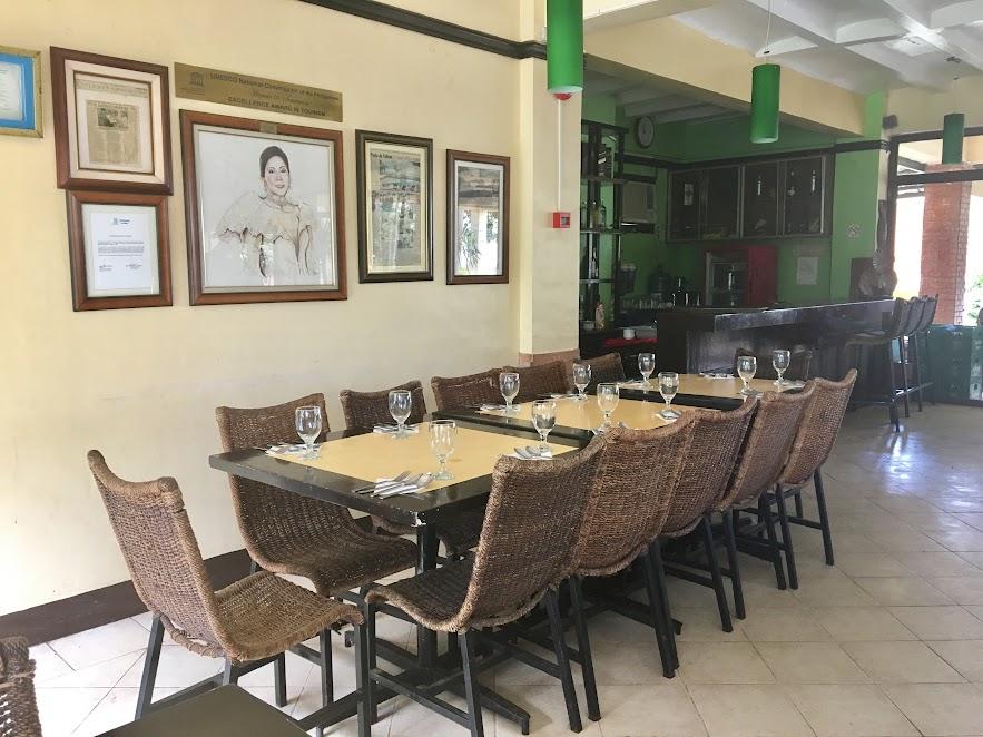 Punta de Fabian Restaurant 2