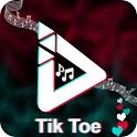 Tik Toe Video Player 2020 icon