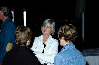 Photo: Bill Hamilton, Molly Sinkule Eldredge, '59, Pat Killeen, Nancy Montgomery Gilmour