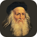 Leonardo da Vinci Art icon