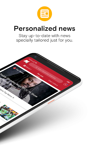 Opera News - Trending news and videos 7.2.2254.145927 screenshots 2