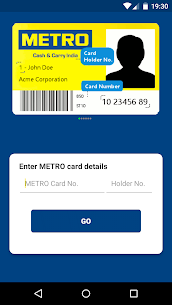 Metro Digital Card Apk – For Android 2
