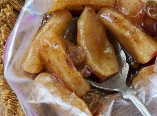 Baked Apples In Bag Recipe
