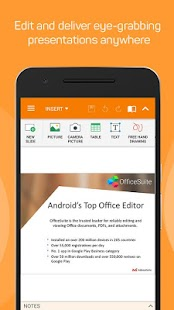 OfficeSuite + PDF Editor Screenshot 4