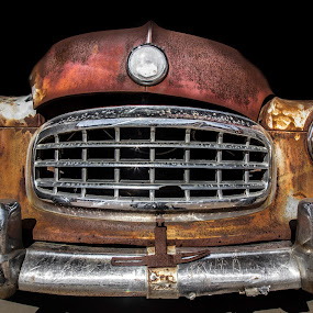 beautiful decay by Dougetta Nuneviller - Transportation Automobiles ( automobile     automobiles     vintage     car     antique     relic     rust     decay     abandonded     junk     route 66     broken     grime     beautiful     colorful     old )