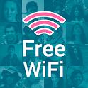 Free WiFi Passwords & Hotspots by Instabridge icon