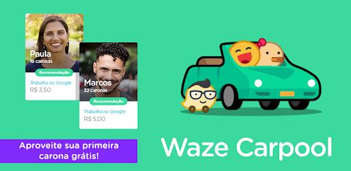 Waze Carpool - App de caronas do Waze – Apps no Google Play