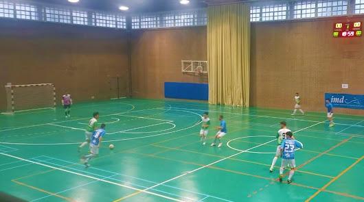 La reacción del Poli Ejido se pone a prueba recibiendo a Albolote Futsal