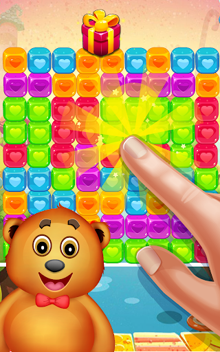 Toons Toy Blast Crush puzzles-pop the cubes  screenshots 1