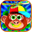 Super Monkey Run Endless dash icon