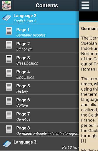 Germanic People History