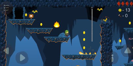 Evil Dungeon: Action 2D platformer screenshot 2