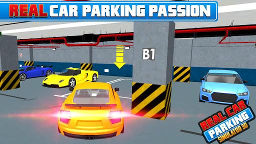 Real Car Parking Simulator 3D 1.01 screenshots 3