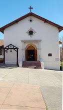Photo: Mission San Rafael, Chapel, January 2018
