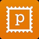 Postagram: Send Custom Photo Postcards icon