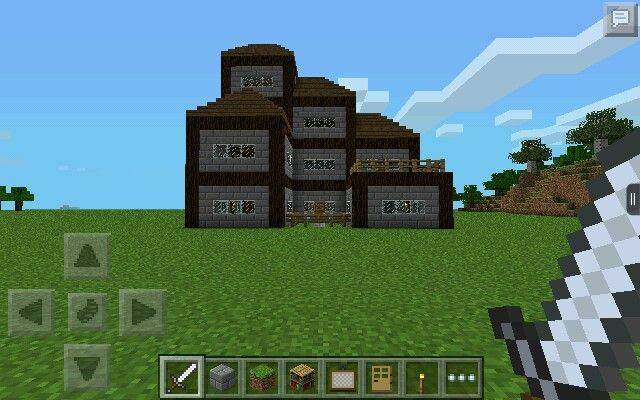 Building Ideas Mcpe House Mod Screenshot