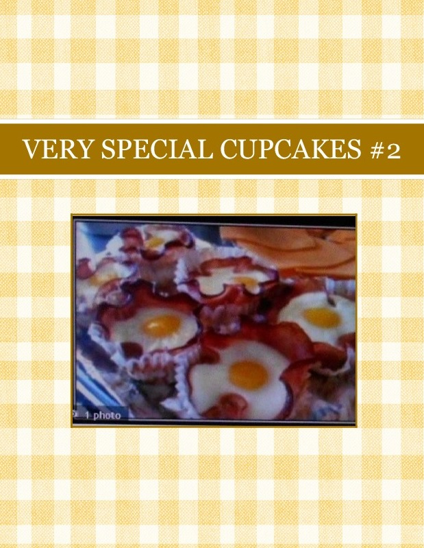 VERY SPECIAL CUPCAKES  #2