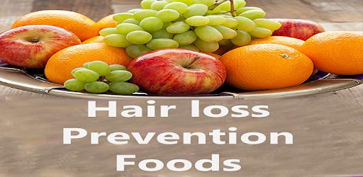 Hair loss prevention foods – Google Play'деги колдонмолор