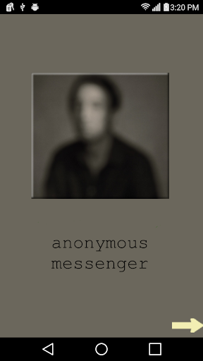 Anonymous Messenger