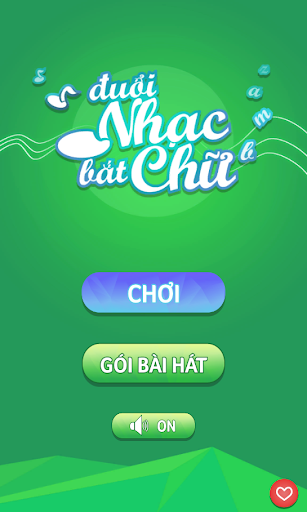 Duoi Nhac bat chu - music game
