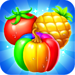 Fruit Mania - Match Puzzle Icon