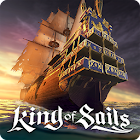 King of Sails: Naval battles icon